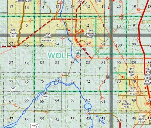 Land Title Maps