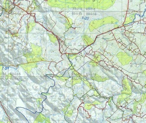 WMU Hunting Maps